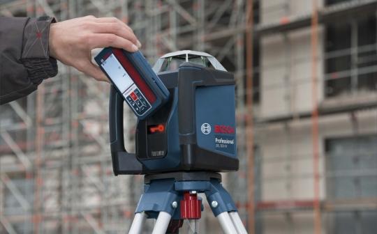 Laser rotatif Bosch GRL 500 HV