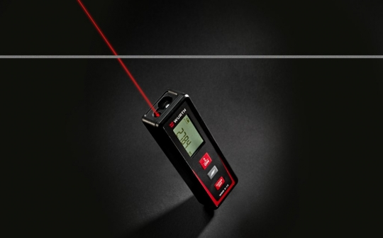 Télémètre laser Würth WDM 2-15