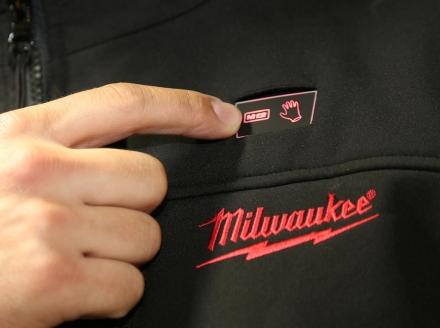 Veste chauffante HJBL2 Milwaukee