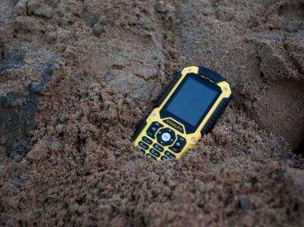 Téléphone de chantier STANLEY MOBILE S121