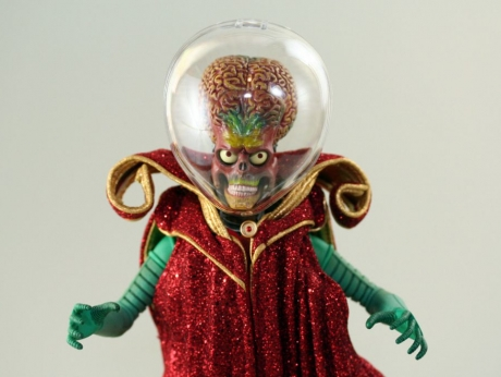 Portrait de Mars Attacks