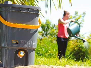 Composteur BIOMIX Hozelock