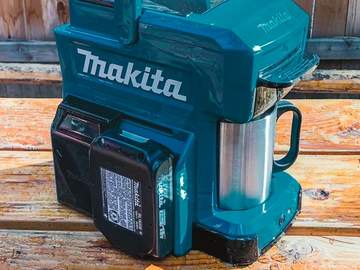 Machine à café DCM501 Makita