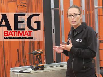 AEG présentera ses nouveautés lors du salon BATIMAT