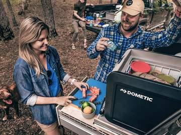 CFX3 DOMETIC : Une gamme complète de réfrigérateurs portables pour les chantiers
