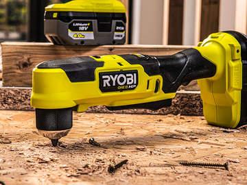 perceuse-visseuse d'angle Brushless HP 18V ONE+ RAD18C-0 Ryobi