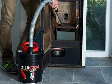 Ribimex dévoile sa gamme d'aspirateurs à cendres PRCEN011, PRCEN001 et PRCEN006