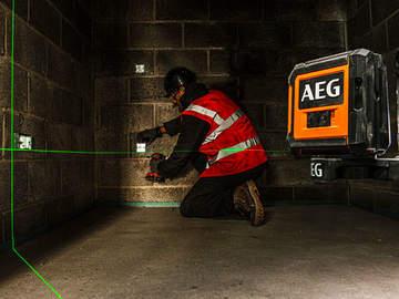 Laser lignes CLG220-B AEG Powertools