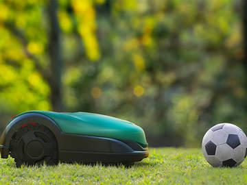 nouvelle génération de robots de tonte tout-terrain RT et RK Robomow