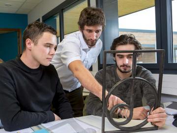 Centre de formation des compagnons à Toulouse