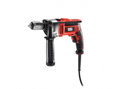 Perceuse à percussion BLACK ET DECKER KR1001K