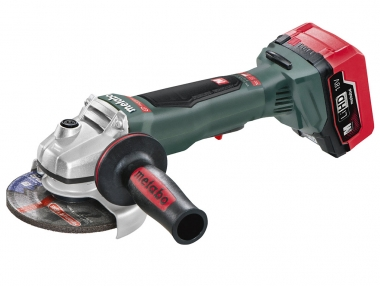 Meuleuse Metabo WPB 18 LTX BL Quick