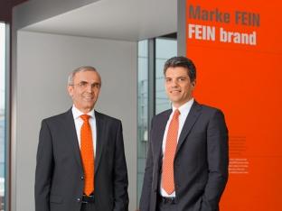 Janek Jaspaert, Directeur Général France FEIN
