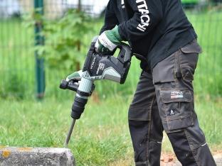 Piqueur Hitachi brushless H45MEY