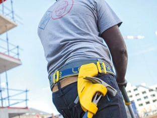 Outils Leborgne sur chantier
