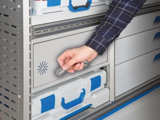 Coffre 24-12 RFID Sortimo