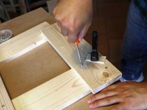 Fabrication un tabouret vintage et malin