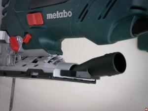 Scie sauteuse Metabo STE 140 © Zone Outillage