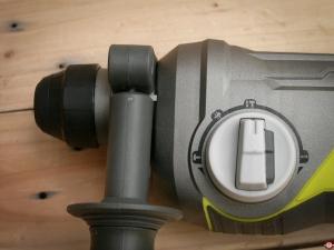 Perforateur burineur RYOBI RSDS680K © Zone Outillage