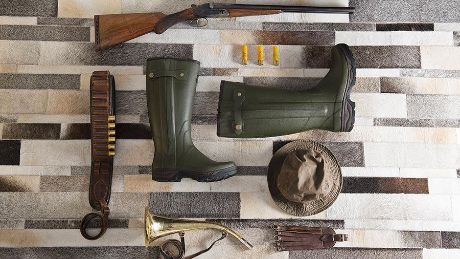 Bottes de chasse Rouchette