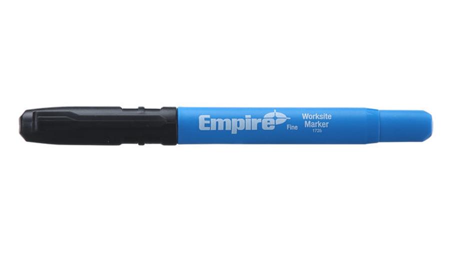 Marqueur medium noir Empire