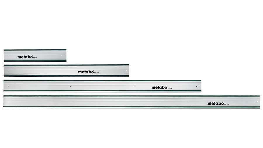 Rails de guidage Metabo