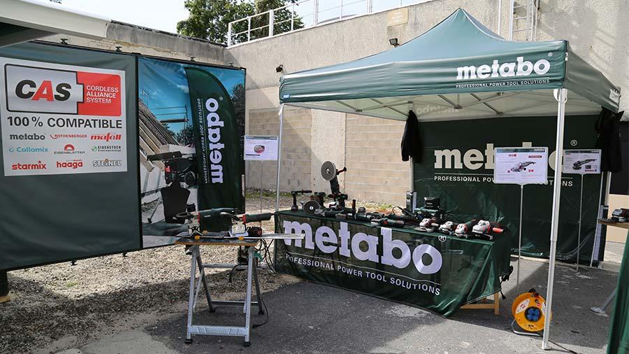 Nouveautés Metabo Lihd Metabo Tour 2018