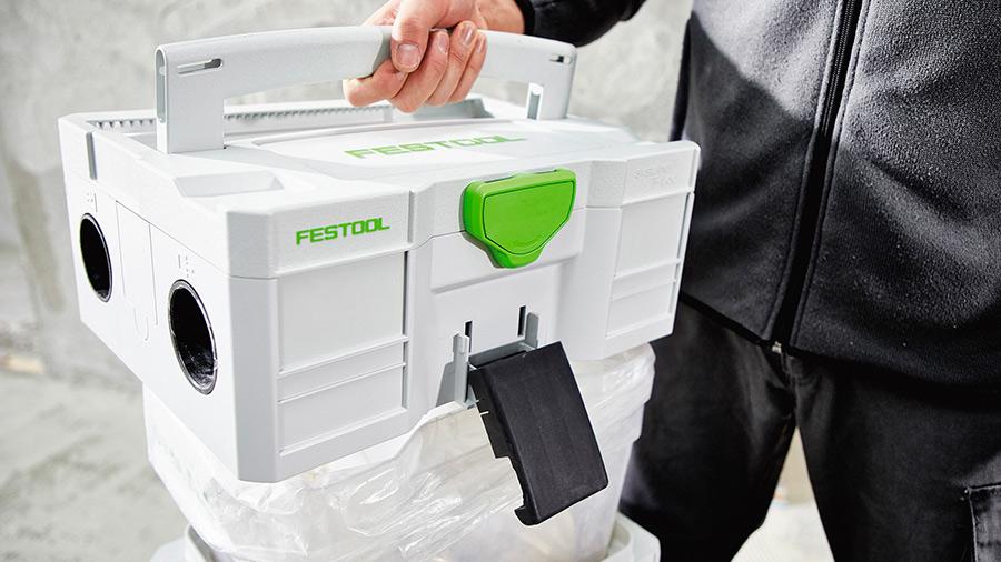 Séparateur de poussière CT-VA Festool