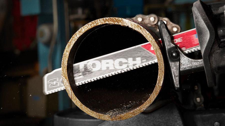 Lame métal HEAY DUTY TORCH Milwaukee 230 mm