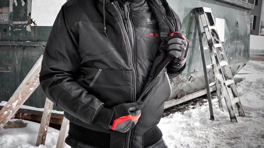 Test et avis de la veste sans manche M12 HBWP Milwaukee