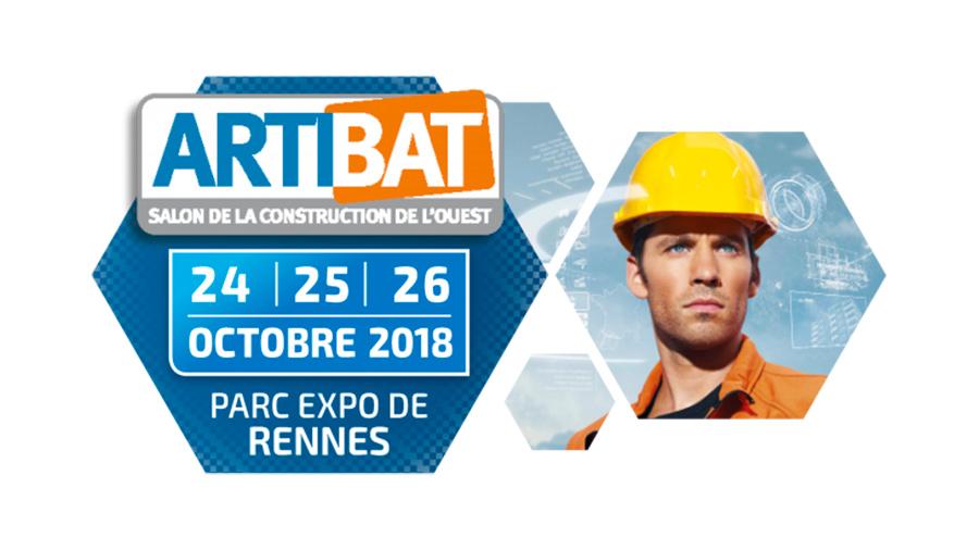DEWALT Salon de la Construction et du TP Artibat 2018