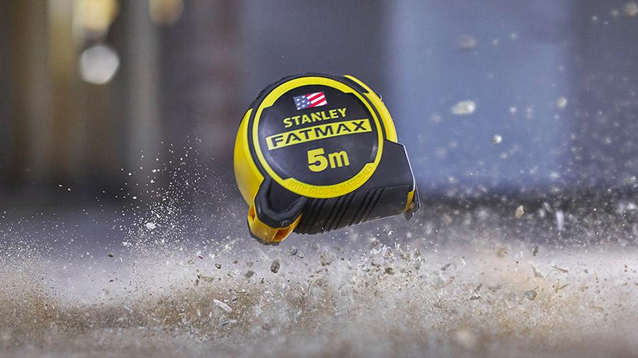STANLEY FATMAX présente sa nouvelle génération de mètres à ruban
