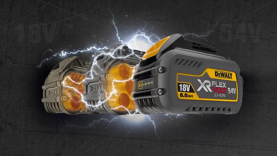 DEWALT XR : une plateforme complète d'outils électroportatifs sur batterie
