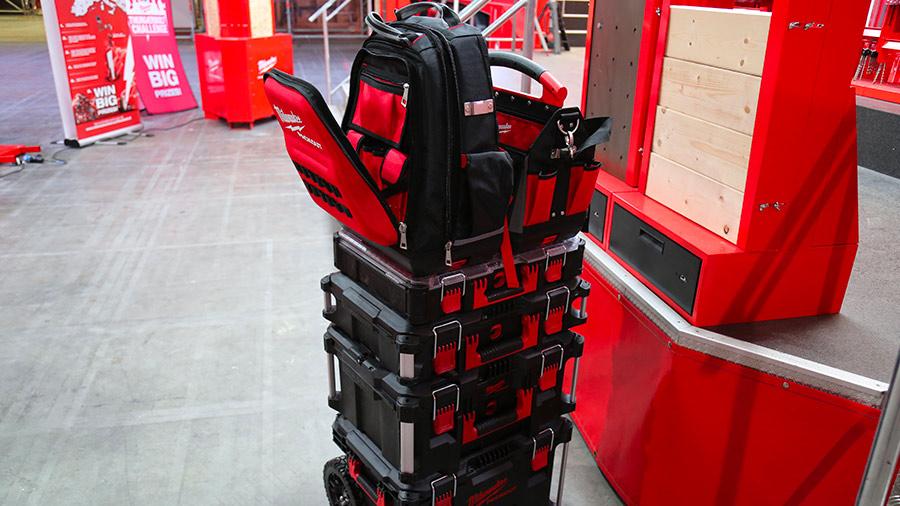 Nouveau système de stockage modulaire PACKOUT