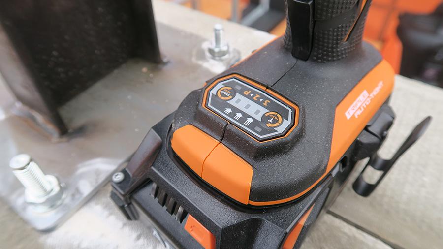 Nouvelle boulonneuse à chocs sur batterie 6 modes BSS18C12ZB6 AEG