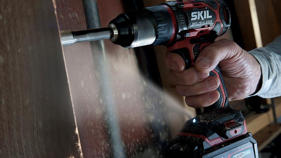 Perceuse-visseuse brushless sur batterie DD1E3060CA Energy Platform SKIL