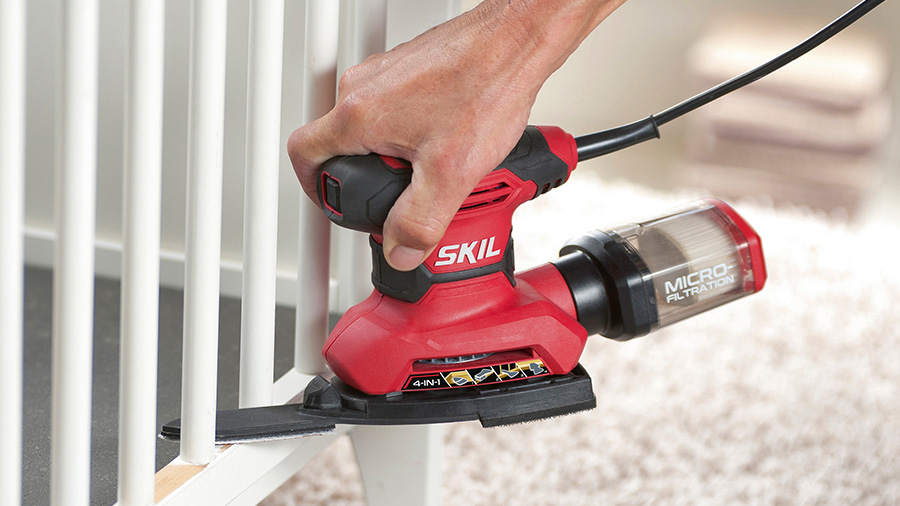Ponceuse multifonctions 160 W 7261DA SKIL