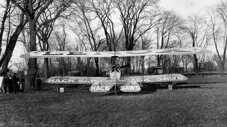 Promotion des lames de scies à métaux LENOX 1917
