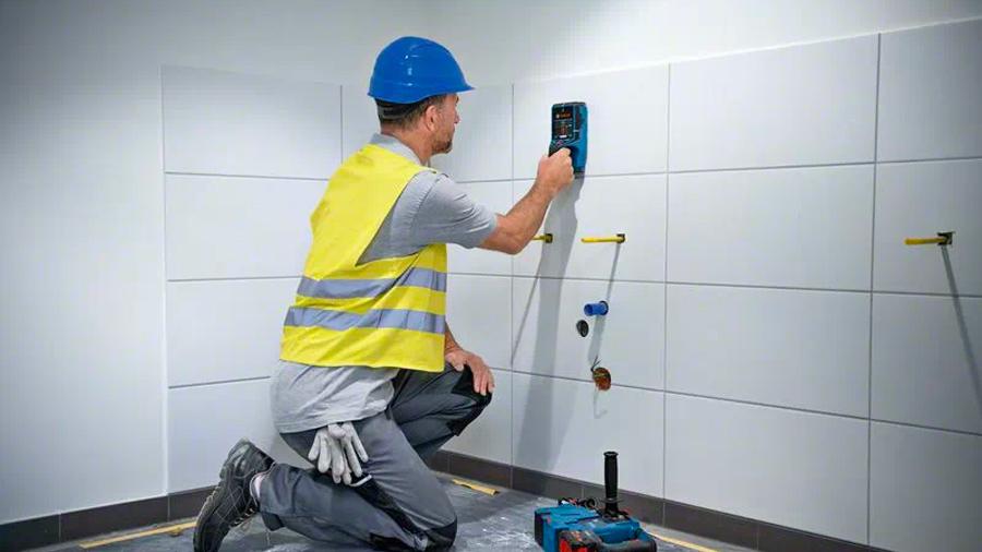 Détecteur scanner mural D TECH 200C Bosch professional