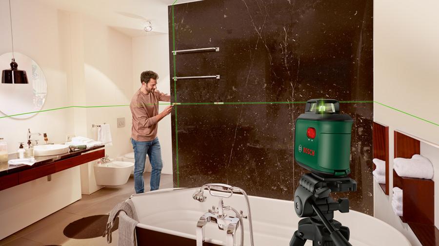 Laser ligne Advancedlevel 360 Bosch