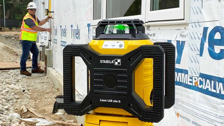 Laser rotatif LAR 160 G Stabila