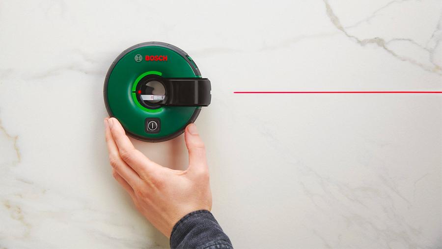 Mètre laser ligne atino Bosch