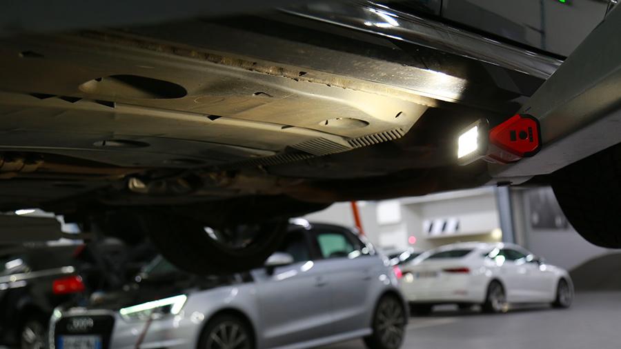 Test et avis du projecteur LED compact M12 PAL-0 Milwaukee