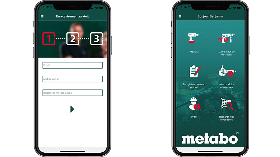 Application Metabo