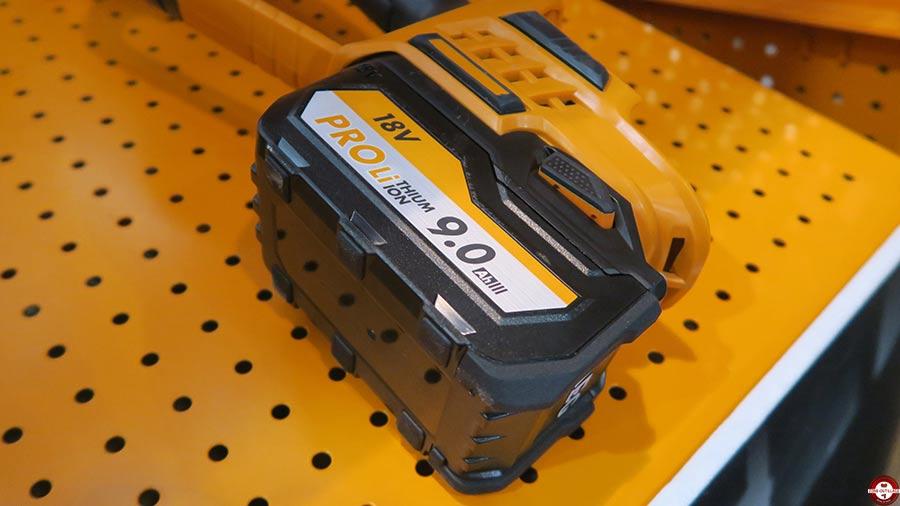 Avis et prix batterie AEG Pro-Lithium haute performance 9,0 Ah L1890RHD