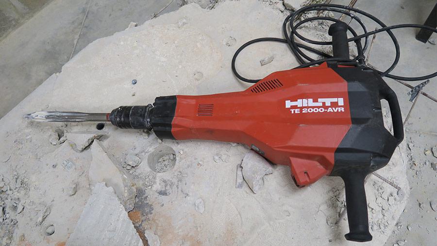 Avis et prix burineur Hilti TE 2000-AVR brise béton promotion pas cher