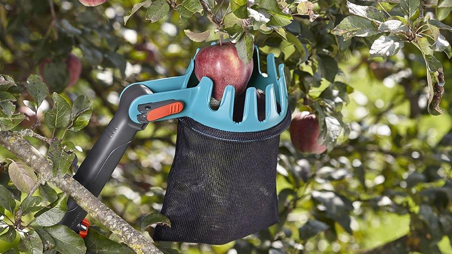 Avis et prix cueille-fruits Combisystem Gardena