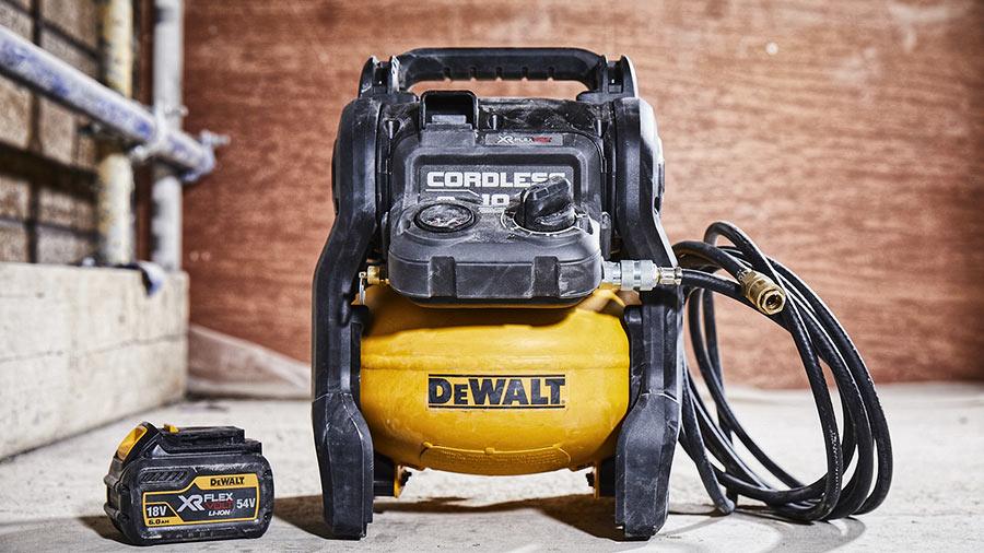 avis et prix compresseur sur batterie DEWALT DCC1054 XR FLEXVOLT