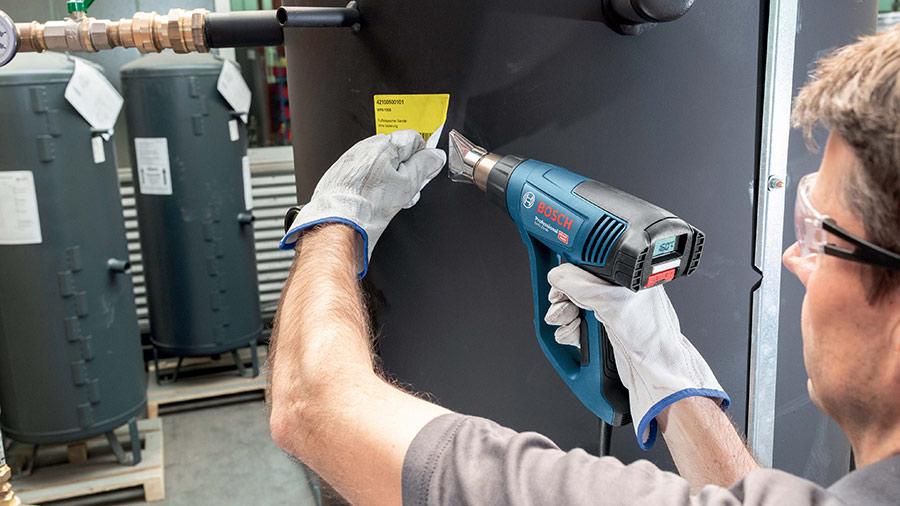 Avis et prix décapeur thermique GHG 23–66 06012A6301 Bosch professional