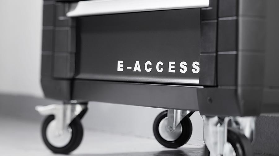 Avis et prix servante e-access FACOM